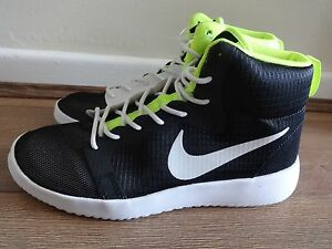 Nike Roshe One Court Mid trainers shoes wmns 641757 003 uk 4.5 eu 38 ... 6c782b5c1fa1