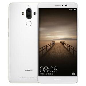 HUAWEI Mate 9 64Go 4G Dual Sim Désimlocké TW Version- Blanc