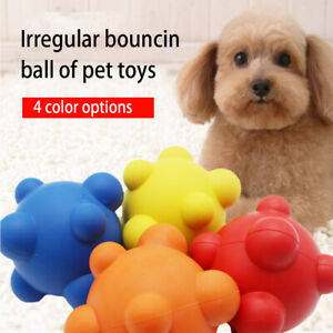 Indestructible-Pet-Dog-Toy-Solid-Rubber-Ball-Training-Chew-Play-Fetch-Bite-Toys