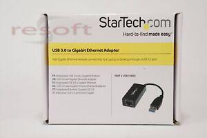StarTech.com USB31000S USB 3.0 to Gigabit Ethernet NIC Network Adapter