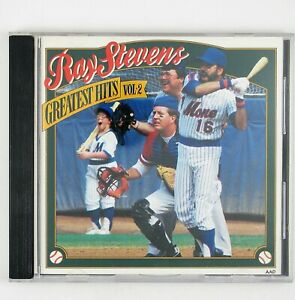 RAY-STEVENS-Greatest-Hits-VOL-2-CD-1987-COUNTRY-NOVELTY-NM-NM