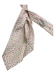 miglior sito sconto di vendita caldo super popolare Dettagli su Cravatta sfoderata sartoriale 7 pieghe SHOW MAN ROMA 100% seta  MADE IN ITALY