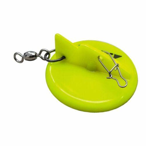 JENZI Trolling Disc Diver verstellbar 3 Größen Dipsy Tauchscheibe Paravan