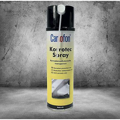 Carlofon Korrotec Spray transparent Korrosionsschutz Rostschutz 500ml   117