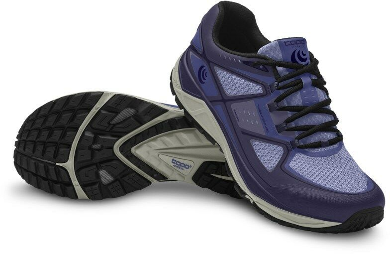 Topo Athletic Women's Terraventure Trail Running shoes, Light bluee Sapphire