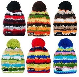 f7cfa86746c Women Men Knitted Winter Beanie Hat Wool Warm Fashion Ski Snowboard ...