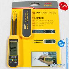 MASTECH BM8910 SMD RC Resistance Capacitance Diode Meter Tester Auto Scanning
