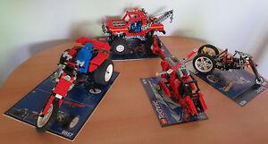 TB-LEGO-Tecnico-vehiculos-con-BA-BUEN-ESTADO-8325-8838-8857-8858-surtido