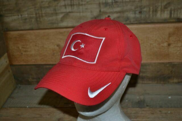 jugador hueco clima  Turkey Nike Federation Fan Hat National Team 119671-614 Turkish Cap - One  Size for sale online   eBay