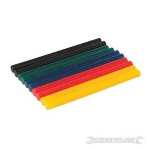 Image Is Loading Coloured Glue Sticks 10pk For Mini Gun