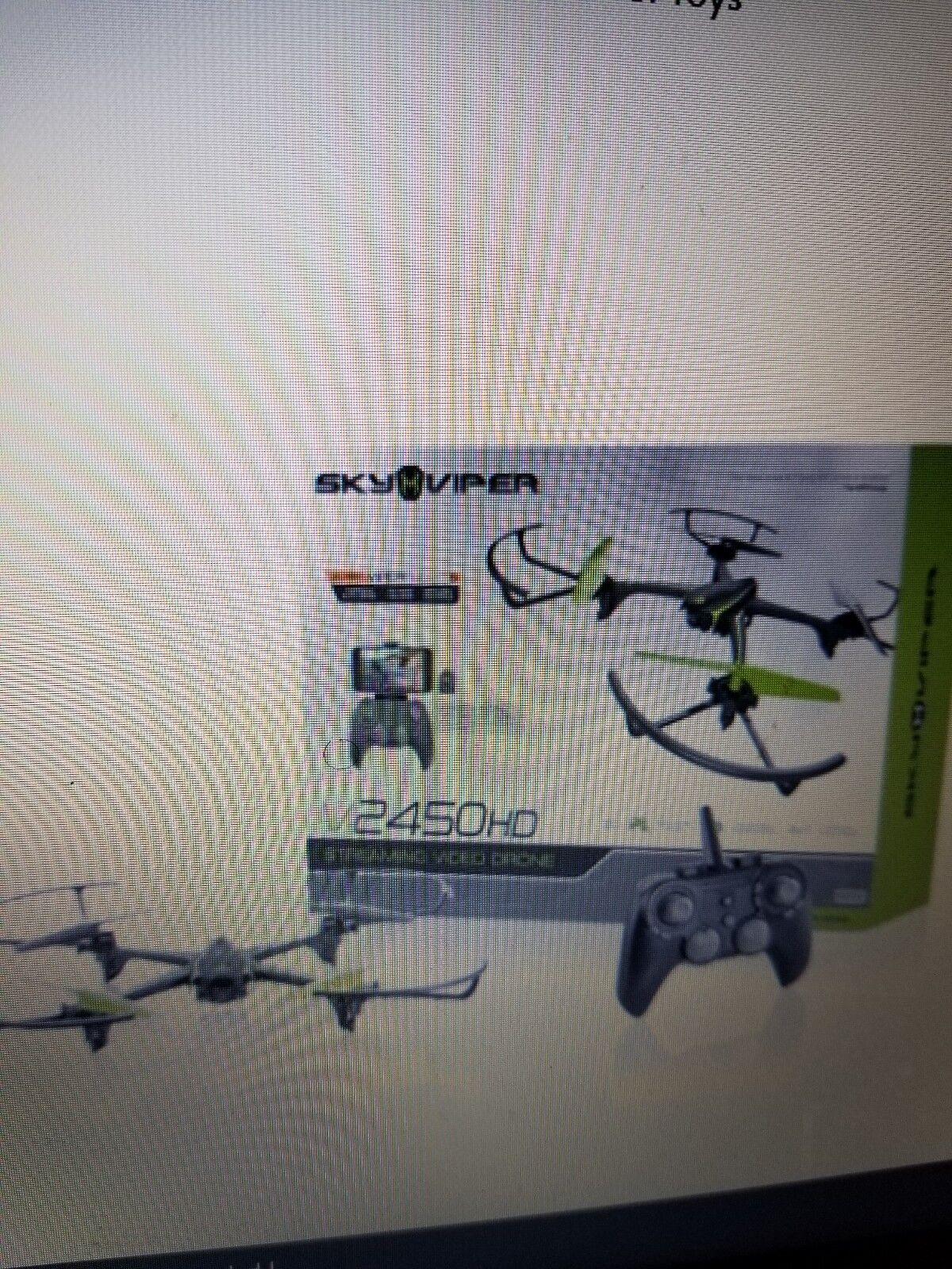 SkyViper S1750 Green Viper Flight 5 Remote Controlled Stunt Drone