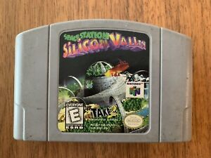 Space Station: Silicon Valley (Nintendo 64, 1998) N64