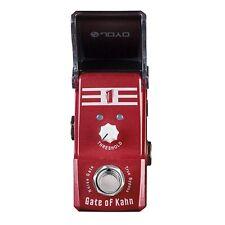 Joyo JF-324 Gate of Kahn Noise Gate Ironman Mini Guitar Effect True Bypass Pedal