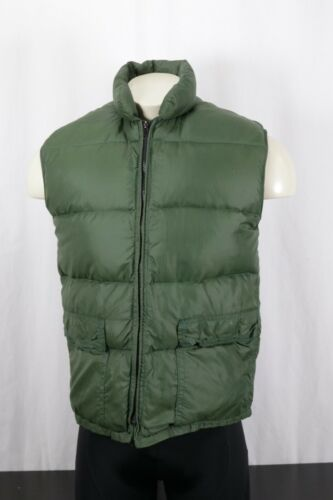 1970's Vintage FROSTLINE Down Fill Puffer Outdoors