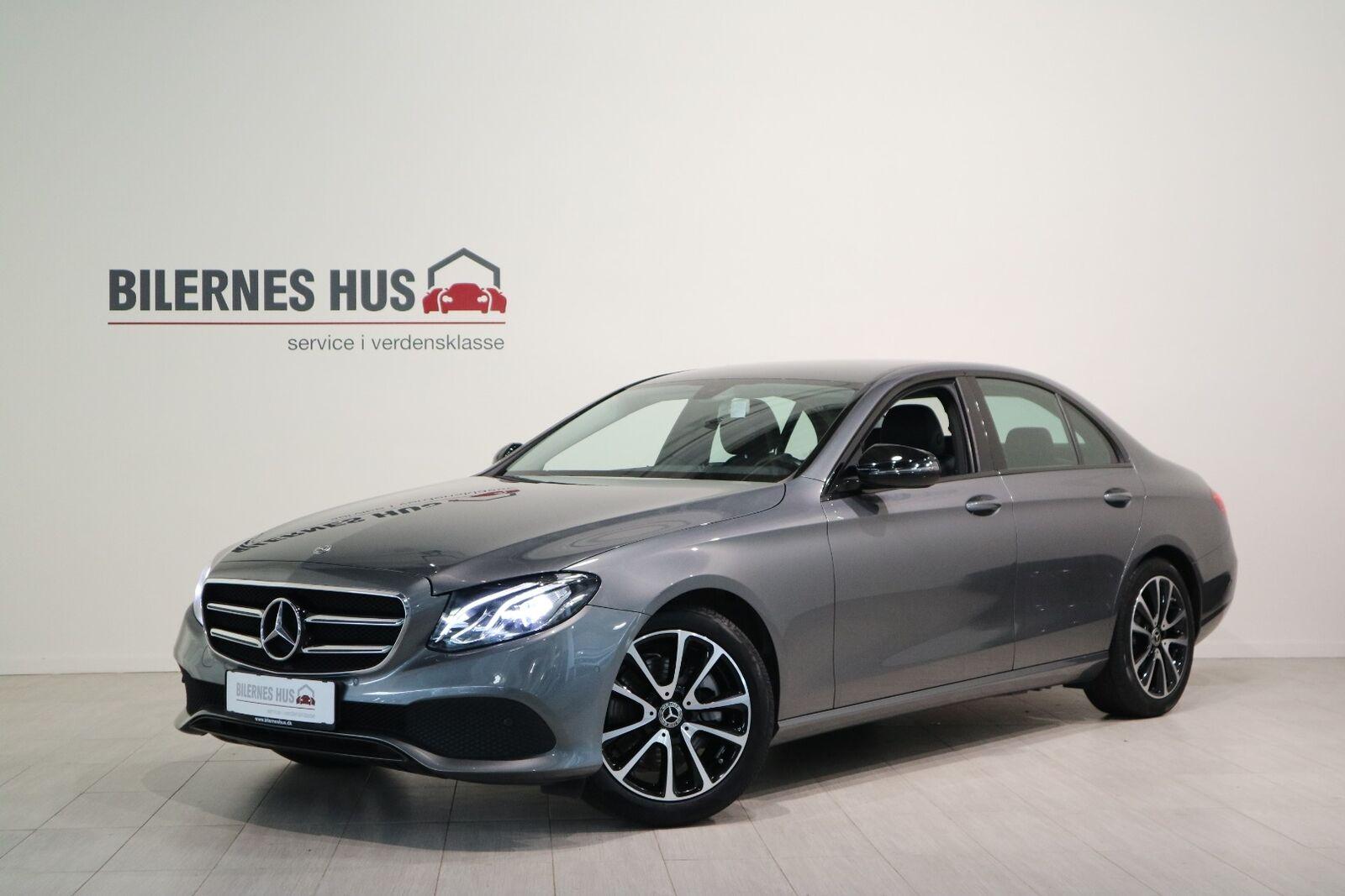 Mercedes E220 d Billede 0