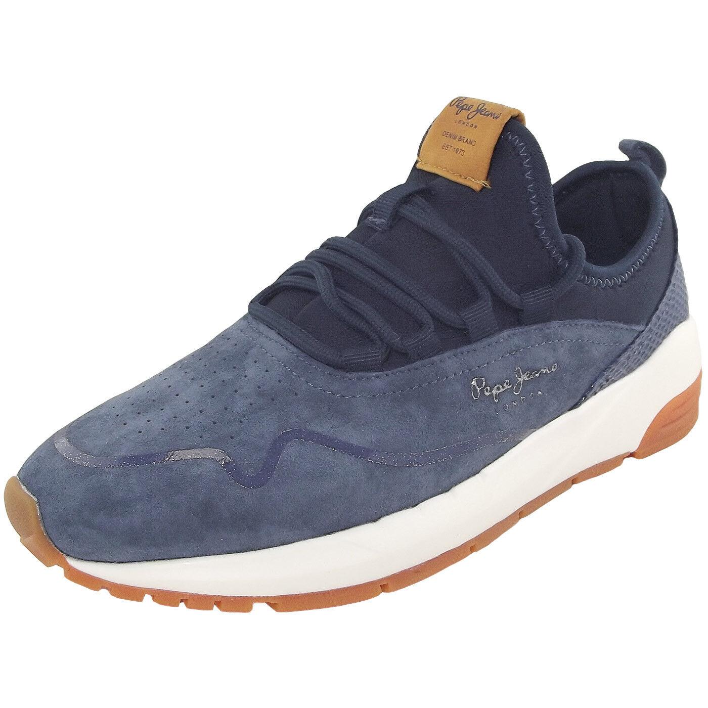 Pepe Jeans Foster Light Damen Turnschuhe dunkelblau (marine)