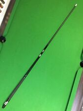 """PowerGlide Professional Target 58/"""" American Pool Cue 50//50 Split 13mm Tip"""