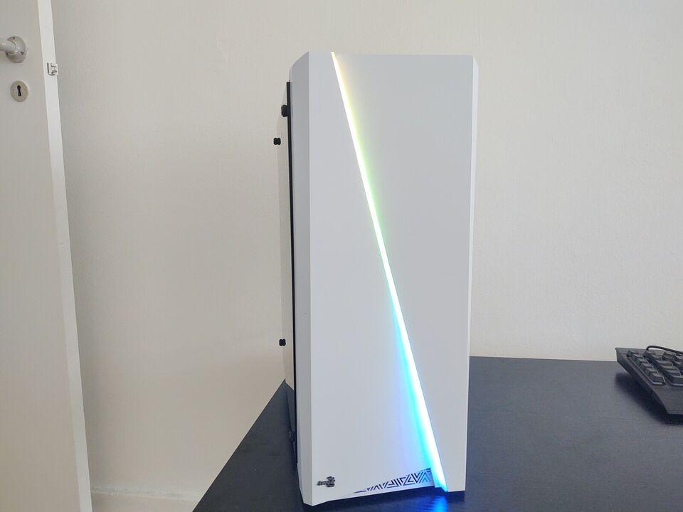 Selvbyg, 1070 8GB ULTRA GAMEREN, Intel Core i7-7700K Ghz