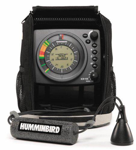 Humminbird 407040-1 Flasher, Ice-55, 6 6 6 Farbe W/lcd, 1800 (4070401) d18b32