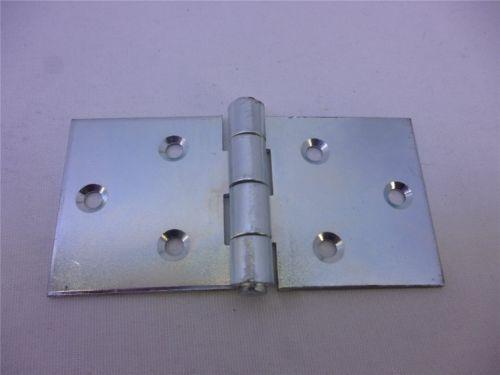 Scharniere Tischbänder verzinkt 120 mm x 50 mm x 2 mm Tischband