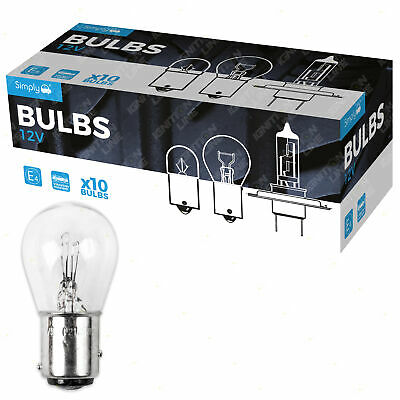 581 PY21W Neolux Rear Indicator Lights Bulbs Standard Low Cost Replacement