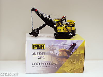 P&H 4100XPC Mining Shovel - 1/160 - N Scale - TWH #123-01343