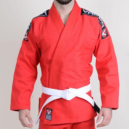 Valor Bravura BJJ GI RedFREE White Belt