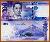 Philippines, 100 Piso, 2010 (2011), Pick 208, UNC