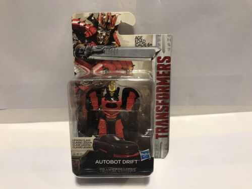 Transformers The Last Knight Autobot Drift Legion Class 2016 Toys Hasbro Figures