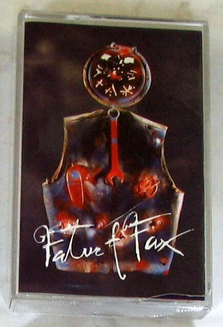 FATUR & FAX - Same s/t  - Musicassetta Nuova Unplayed