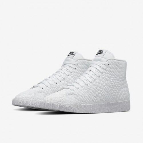 Womens Nike Nlazer Mid DMB QS 819140-100 White/White Brand New Comfortable The most popular shoes for men and women
