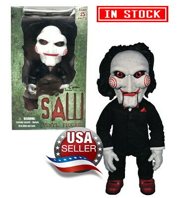 Mezco Saw Billy Mega-Scale with Sound 15-Inch Doll* BRAND NEW* FREE US SHIPPING*
