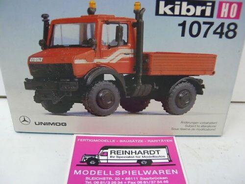 1//87 Kibri 10748 MB Unimog U-2400 Pritsche
