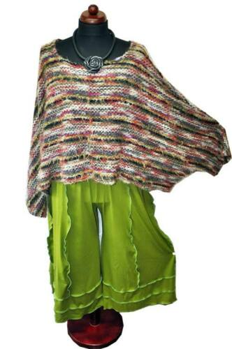 pistache jersey 48 52 xxxl ondulées coutures Myo 50 en jersey Marlene Pantalon 46 B0Aqwp