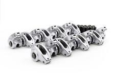 Comp Cams 17001 16 15 38 Aluminum Rooler Rocker Arms For Chevrolet Sbc 350