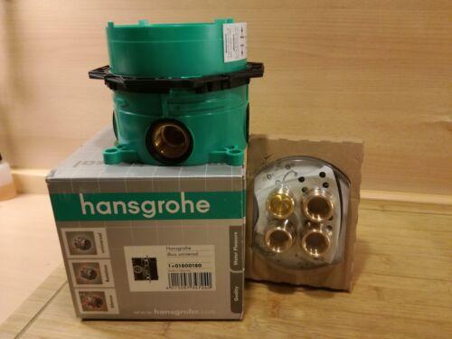 Hansgrohe iBox universal Grundkörper DN15//20 01800180; I-Box; I Box Hans Grohe
