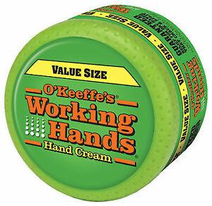 o keeffe s working hands 6 8 oz jar k0680001 ebay