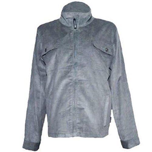 Trespass Carris Corduroy Funnel Neck Jacket Grey  £15.99 ONO