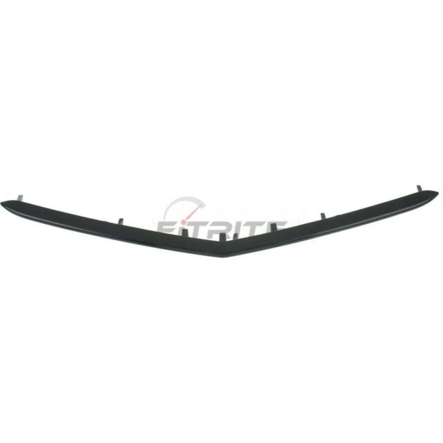NEW FRONT LOWER GRILLE MOLDING FOR 2012-2014 ACURA TL