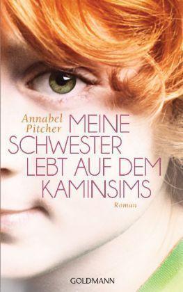 Meine Schwester lebt auf dem Kaminsims: Roman von Pitcher, Annabel
