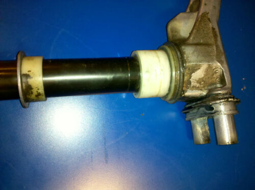 0433585 arm johnson evinrude  335650  SHAFT  433585  swivel steering rod