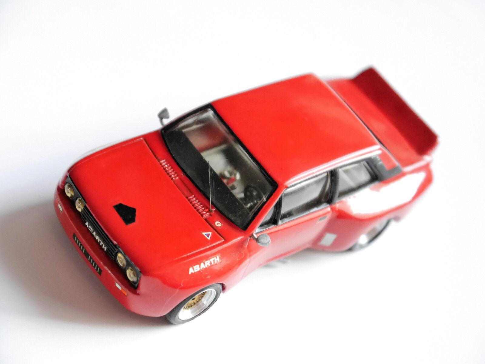 Fiat Abarth 031   131 mirafiori, Handarbeit Handarbeit Handarbeit handmade   RIVA Models in 1 43 d4f726