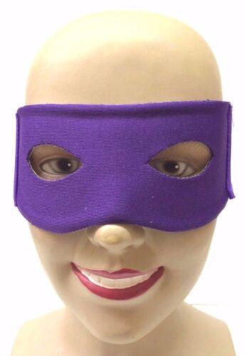 Ninja Turtle Bandit Masks Zorro Thief Mask Hero Fancy Dress Adults Children Book