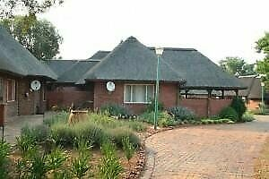 Retirement Village located on the Vaal River