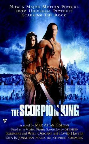 The Scorpion King by Collins, Max Allan