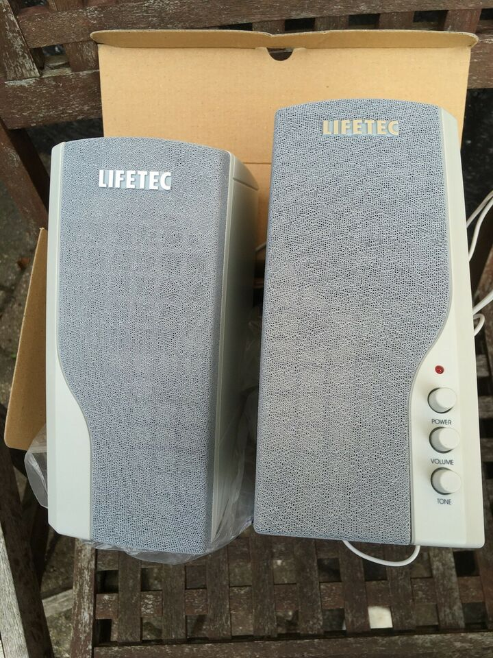 Højtalere, Lifetec LT 9870