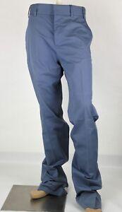 deca1b57df4 Gucci Men's Light Blue Stretch Gabardine Pants IT 52R / US 36 399084 ...