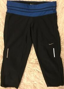 leggings donna fitness nike capri