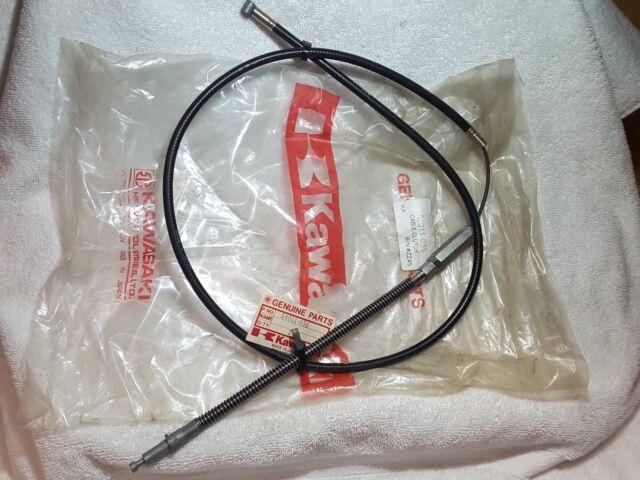 NOS New OEM Kawasaki Clutch Cable 1971 F5  1971 F8 F81M  54011-036