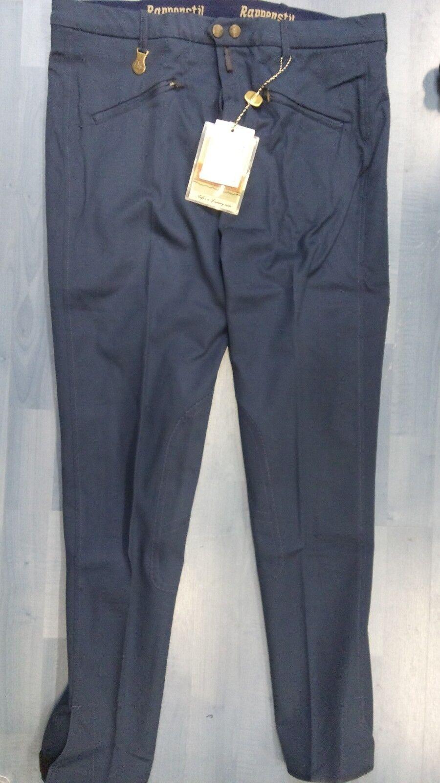 Pantaloni Equitazione uomo Equi Comfort cotone elasticizzato. elasticizzato. cotone tg 54 1f12ea